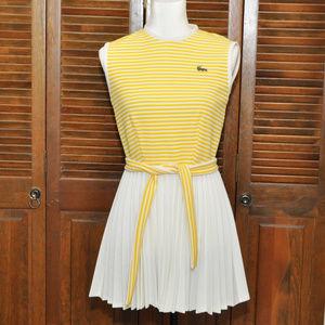 Vintage 1960's David Crystal Lacoste Dress Sz S